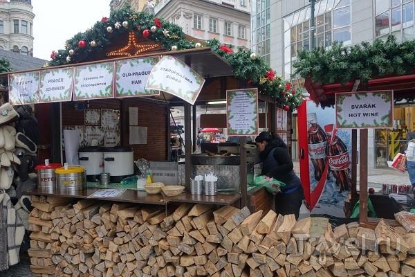 Рождество в Праге. Ярмарки, елки и прочие радости / Чехия