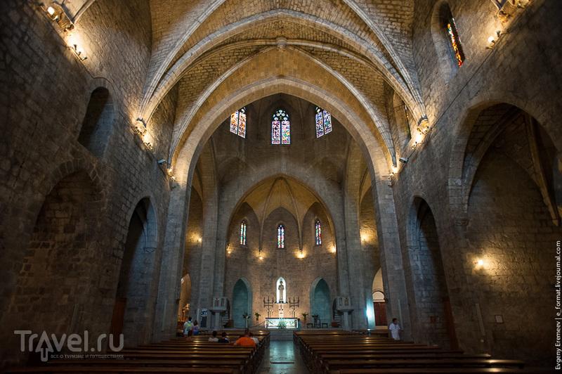 Собор Святого Петра в Фигерасе, Испания / Фото из Испании
