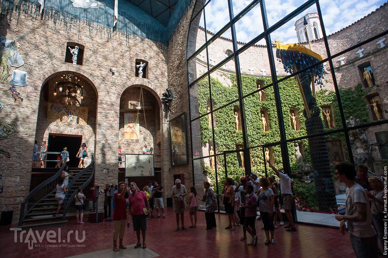 Театр-музей Сальвадора Дали в Фигерасе, Испания / Фото из Испании