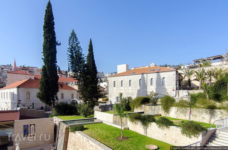 Небольшая прогулка по Назарету / Израиль