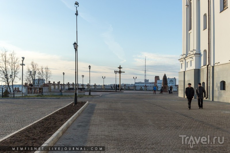 Витебск новогодний / Белоруссия