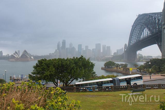 Австралия: Сидней и его окрестности / Китай