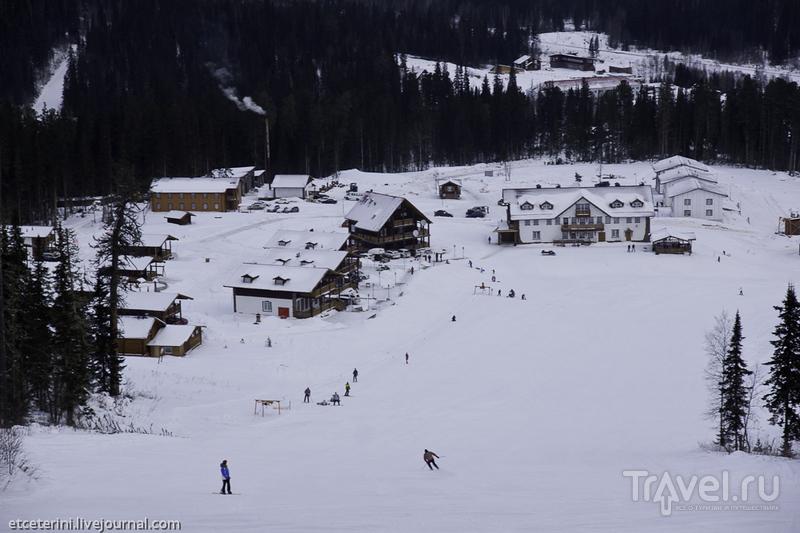 Горная Саланга / Россия