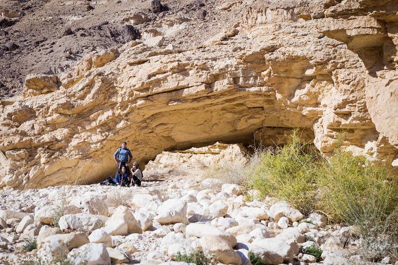 Два однодневных маршрута в пустынях Израиля / Израиль