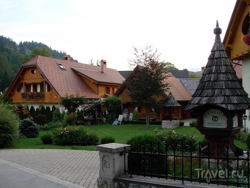 Словения - маленький рай. Блед / Словения