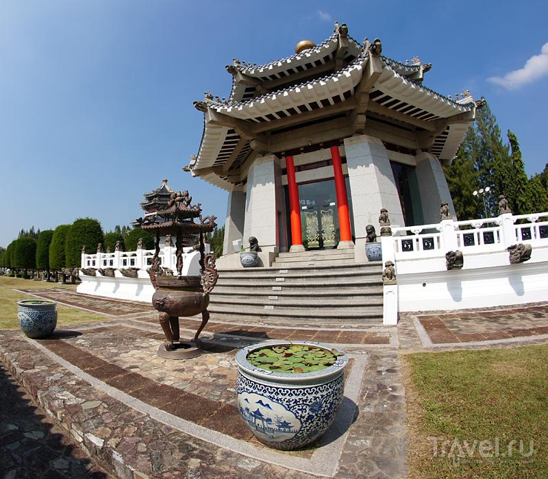 "Three Kingdoms Theme Park - Парк ""Три королевства"", Паттайя / Таиланд"