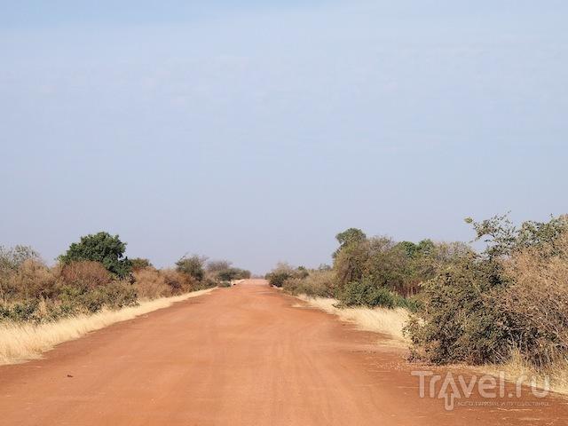 Без догонов в Буркина-Фасо / Мали