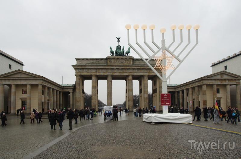 В городе Берлин, Германия / Фото из Германии