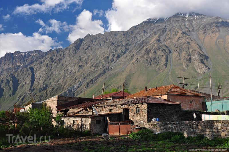 Долина реки Терек / Фото из Грузии