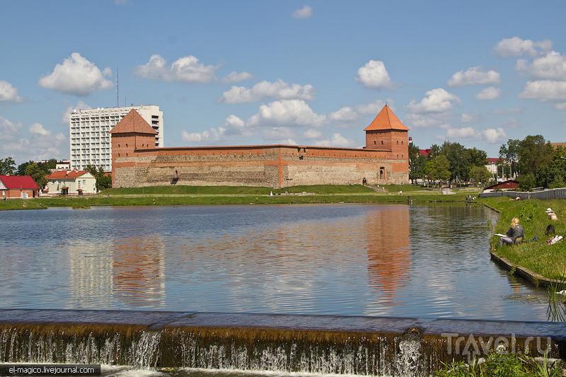 Лидский замок, Белоруссия / Фото из Белоруссии