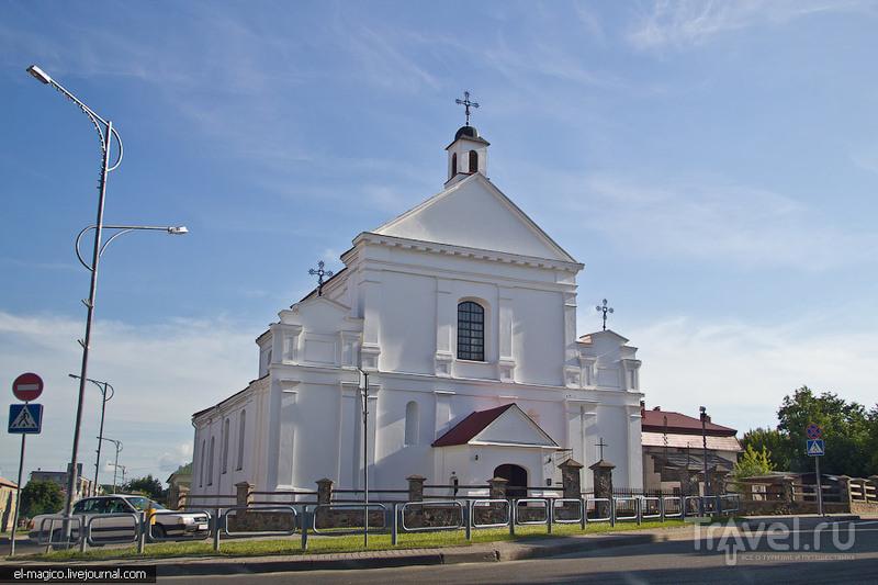 Костел Святого Михаила Архангела в Новогрудке, Белоруссия / Фото из Белоруссии