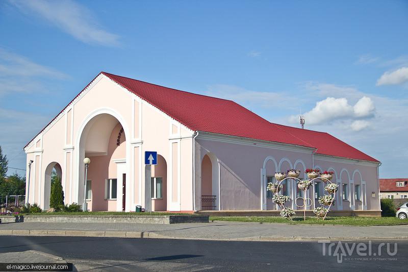 Дворец Бракосочетания в Новогрудке, Белоруссия / Фото из Белоруссии