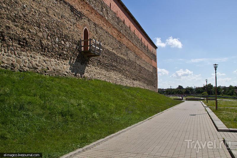 Замки в Лиде и Новогрудке / Фото из Белоруссии