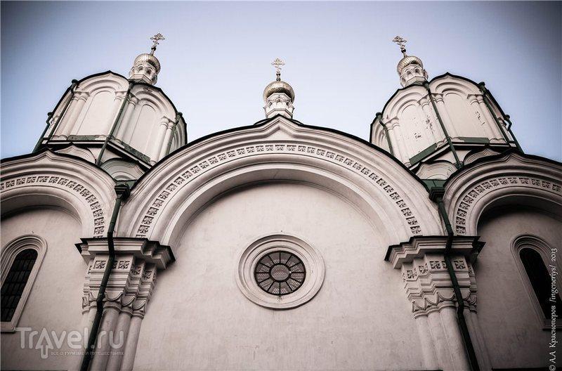 В городе Святогорск, Украина / Фото с Украины