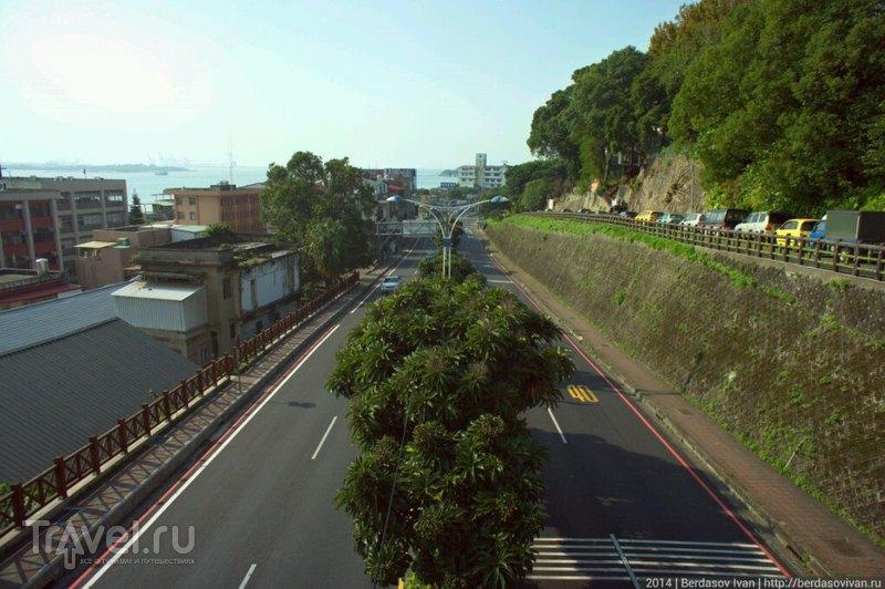 Прогулка по району Даньшуй / Тайвань