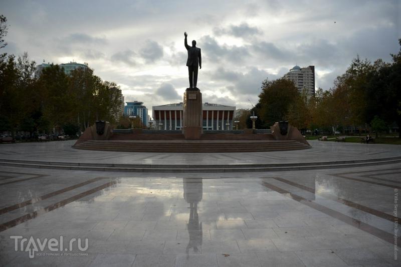 Баку Гейдара Алиева / Азербайджан