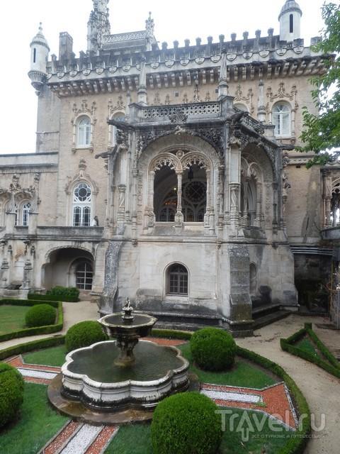 Дворец Букасо, отель, в прошлом - королевская резиденция / Португалия
