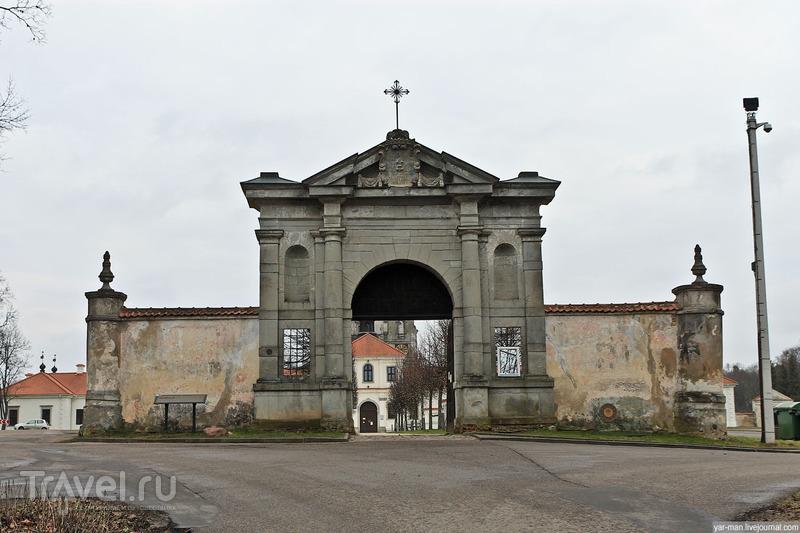 Пажайслисский монастырь, Литва / Фото из Литвы