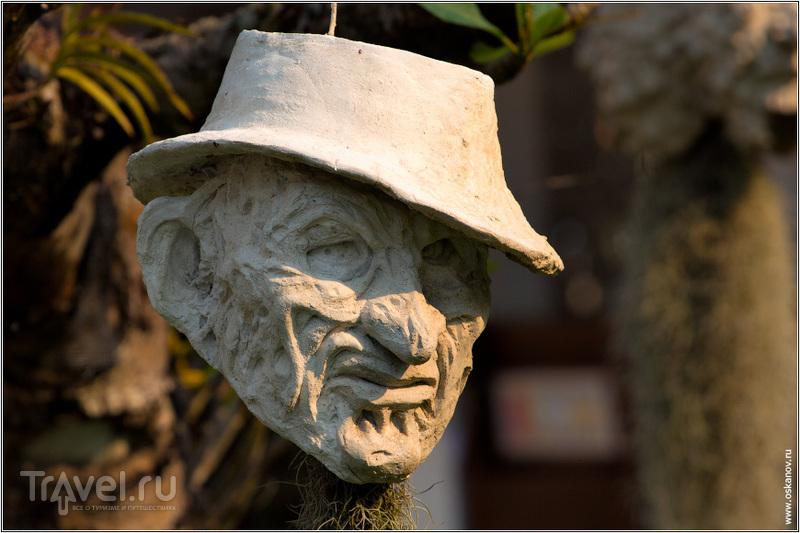 ..и отрицательные герои - ерунда и иллюзии, творимые Марой / Фото из Таиланда
