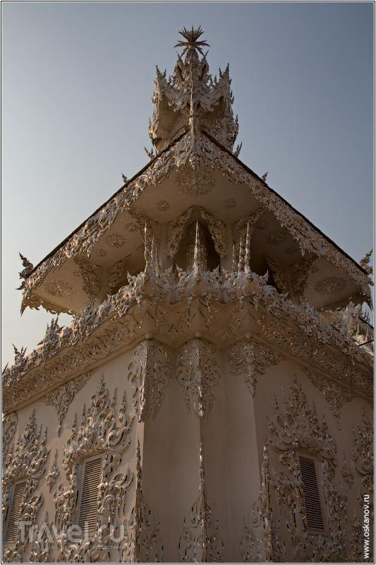 Фрагмент храма... / Фото из Таиланда