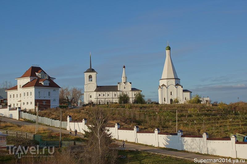 Спасо-Преображенский Воротынский монастырь, Россия / Фото из России
