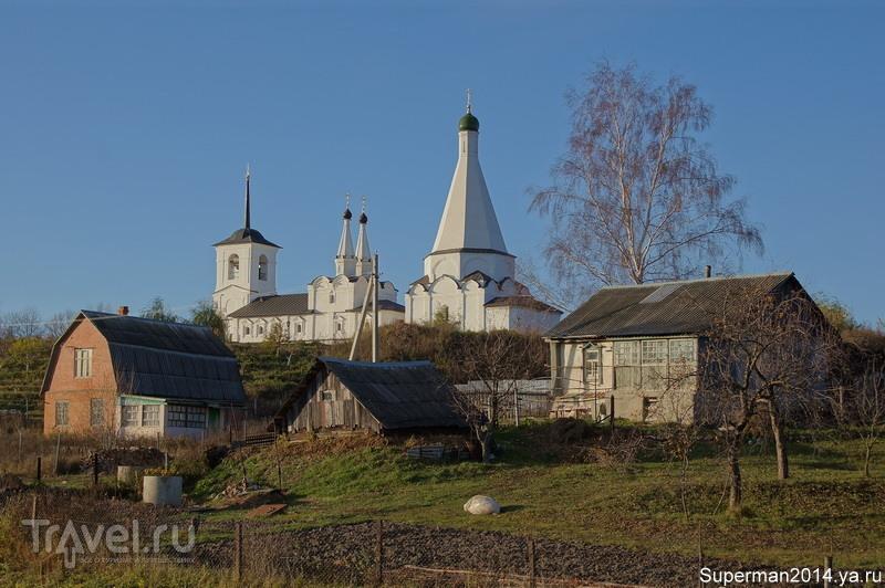 Спасо-Преображенский Воротынский монастырь / Фото из России