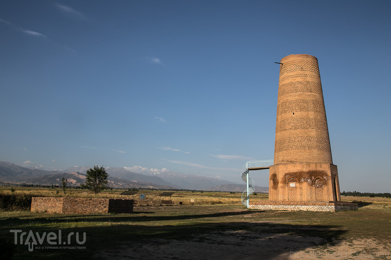 Башня Бурана, Казахстан / Фото из Киргизии