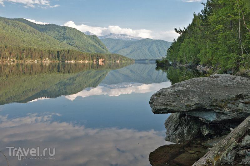 Майнское водохранилище, Россия / Фото из России