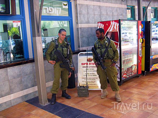 Святая Земля - Израиль. Хамат-Гадер / Израиль