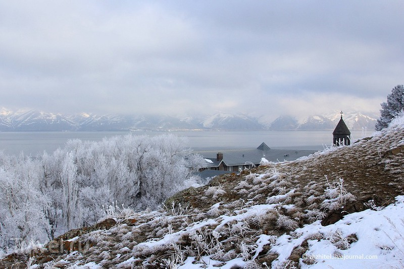 Монастырь Севанаванк, Армения / Фото из Армении