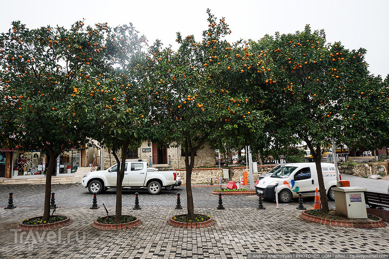 Город Сиде. Турция / Фото из Турции