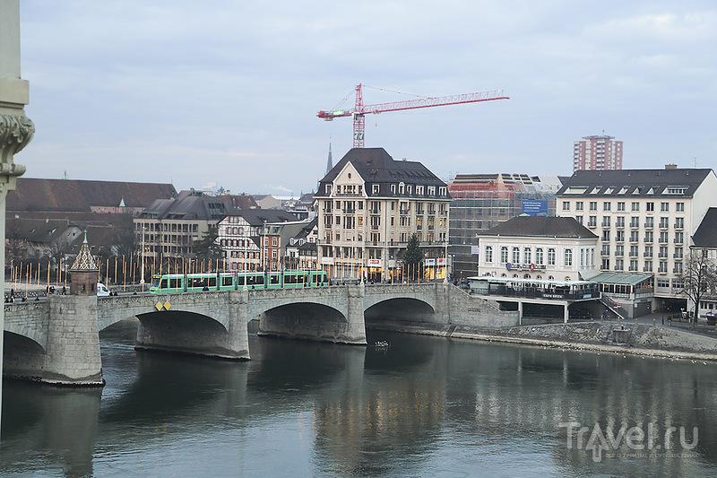 В городе Базель, Швейцария / Фото из Швейцарии