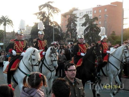 Кордоба, испанская, январская / Испания