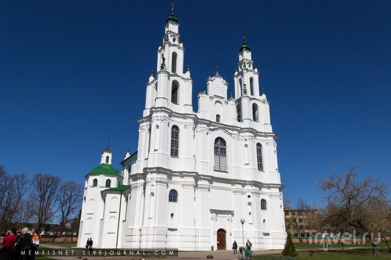 В городе Полоцк, Белоруссия / Фото из Белоруссии