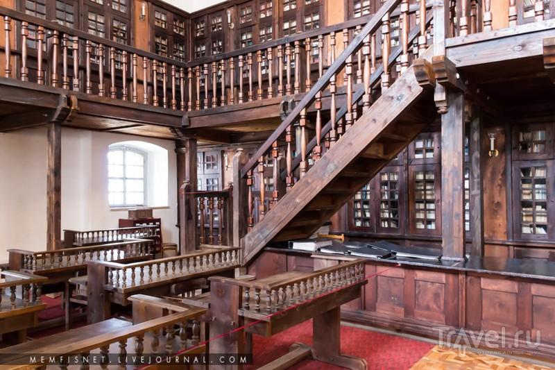Музей книгопечатания в Полоцке, Белоруссия / Фото из Белоруссии