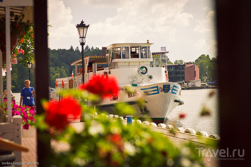 В городе Миколайки. Польша / Фото из Польши