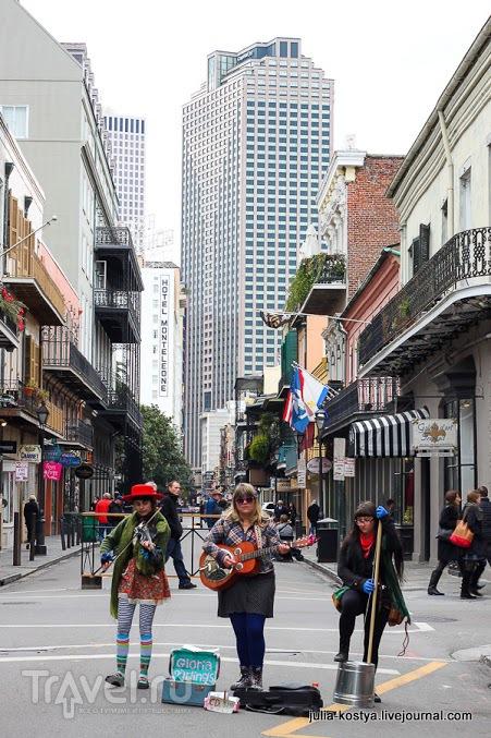 Рождество в Новом Орлеане / Фото из США