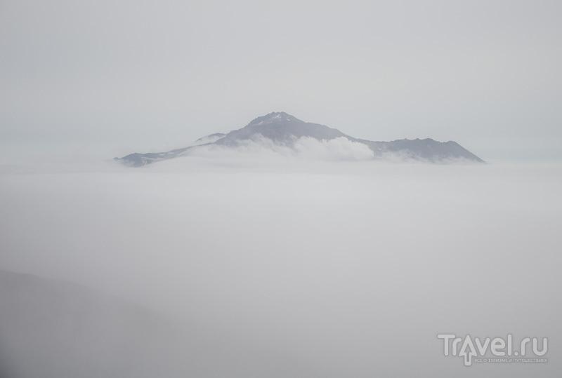 Вулкан Мутновский в Камчатском крае, Россия / Фото из России