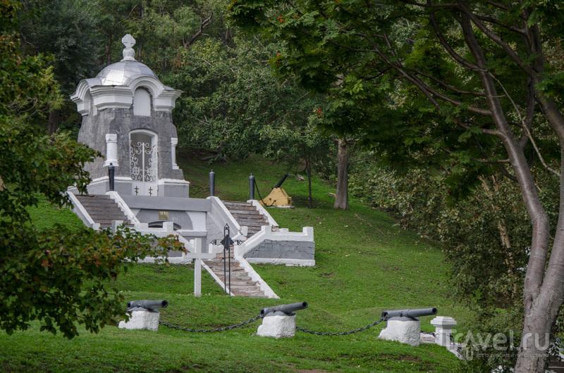 На Никольской сопке в Петропавловске-Камчатском, Камчатский край, Россия / Фото из России