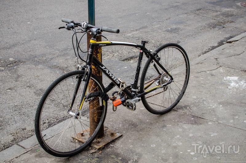 Велосипеды Нью-Йорка