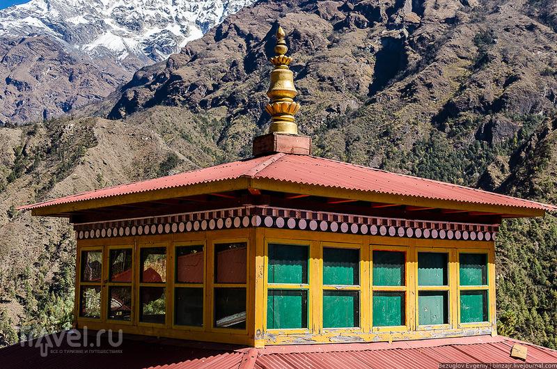 Монастырь Pema Choling Gompa, Непал / Фото из Непала