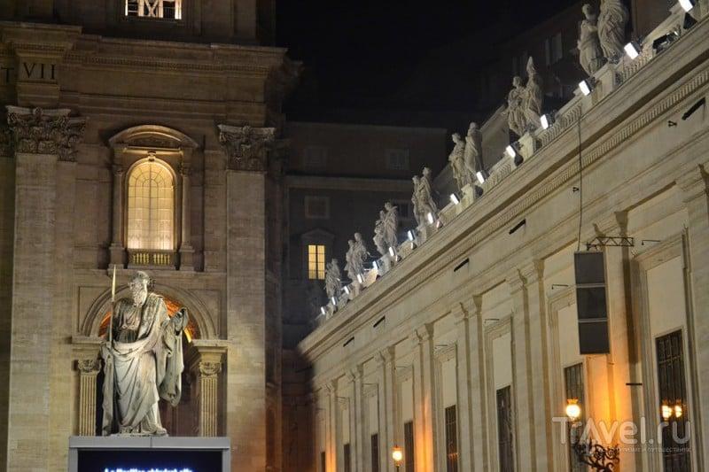 Рождество в Ватикане / Ватикан