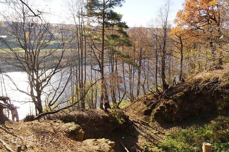 Полушкинские (Васильевские) каменоломни, Московская область / Россия