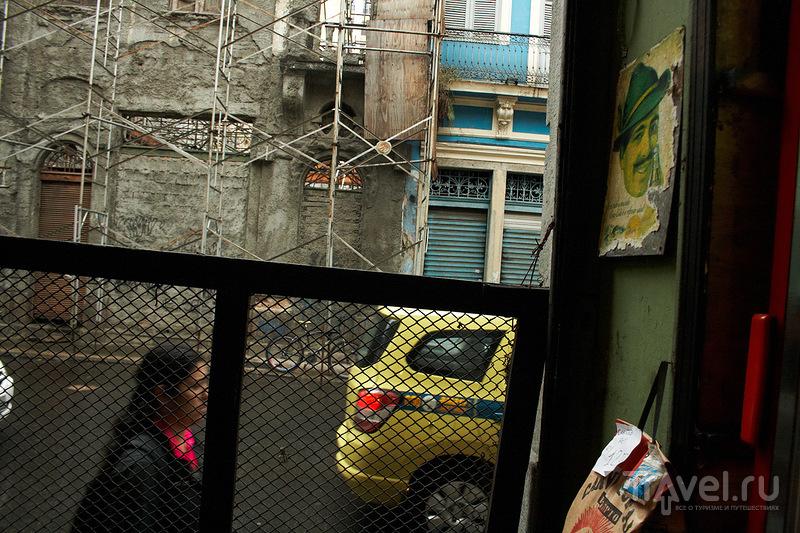 Rio de Janeiro. Фавелы и улицы / Фото из Бразилии