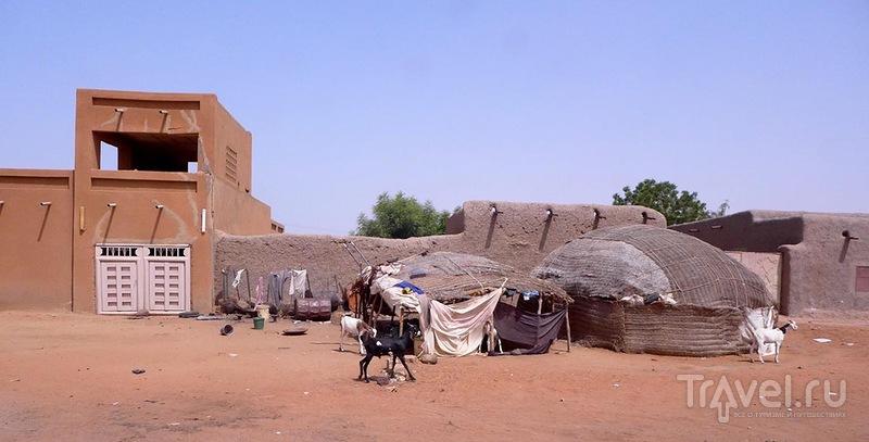 Малийские города - Гао / Фото из Мали