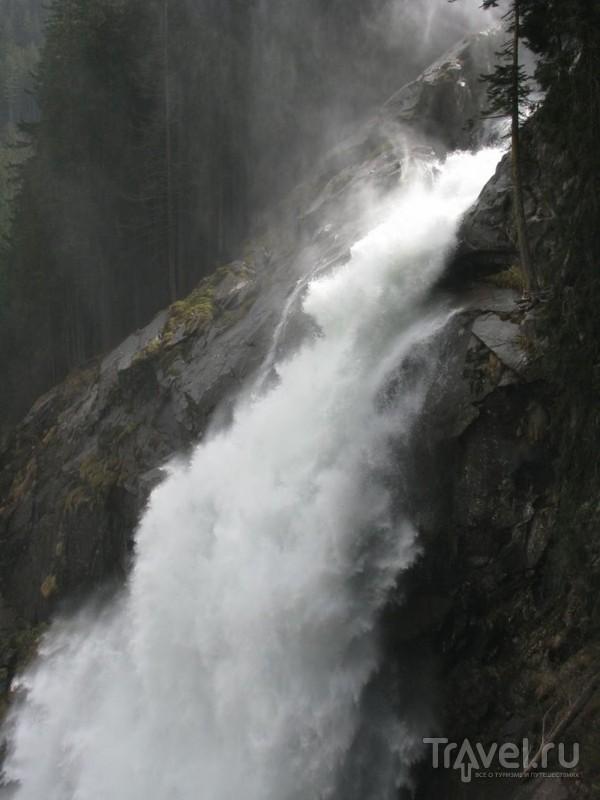 Криммльские водопады / Австрия