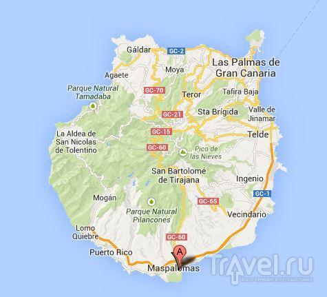 Гран-Канария - инструкция по применению / Испания