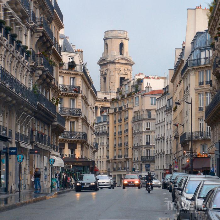 Улица Старой Голубятни