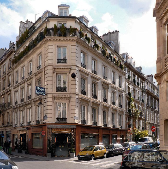Улица Пре-о-Клер (rue du Pre-aux-Clercs)