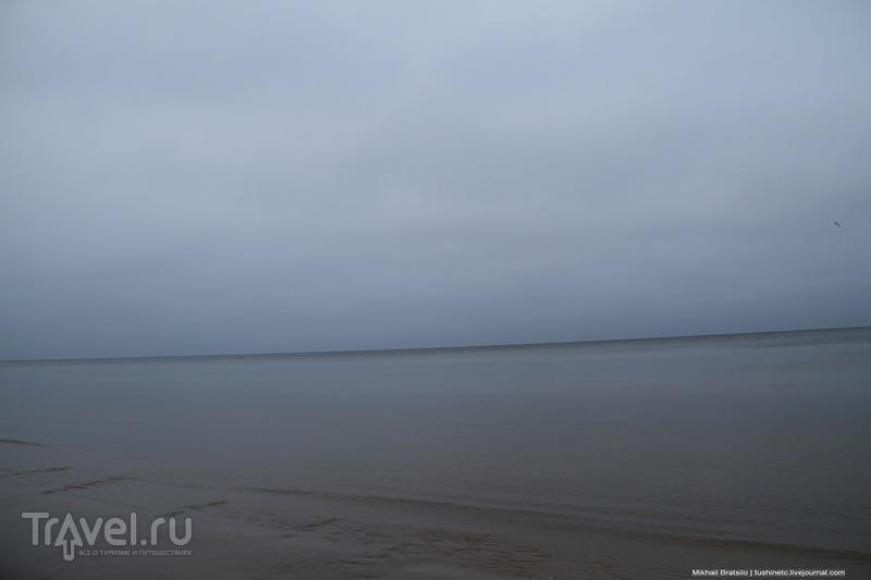 Скучная новогодняя Юрмала / Латвия